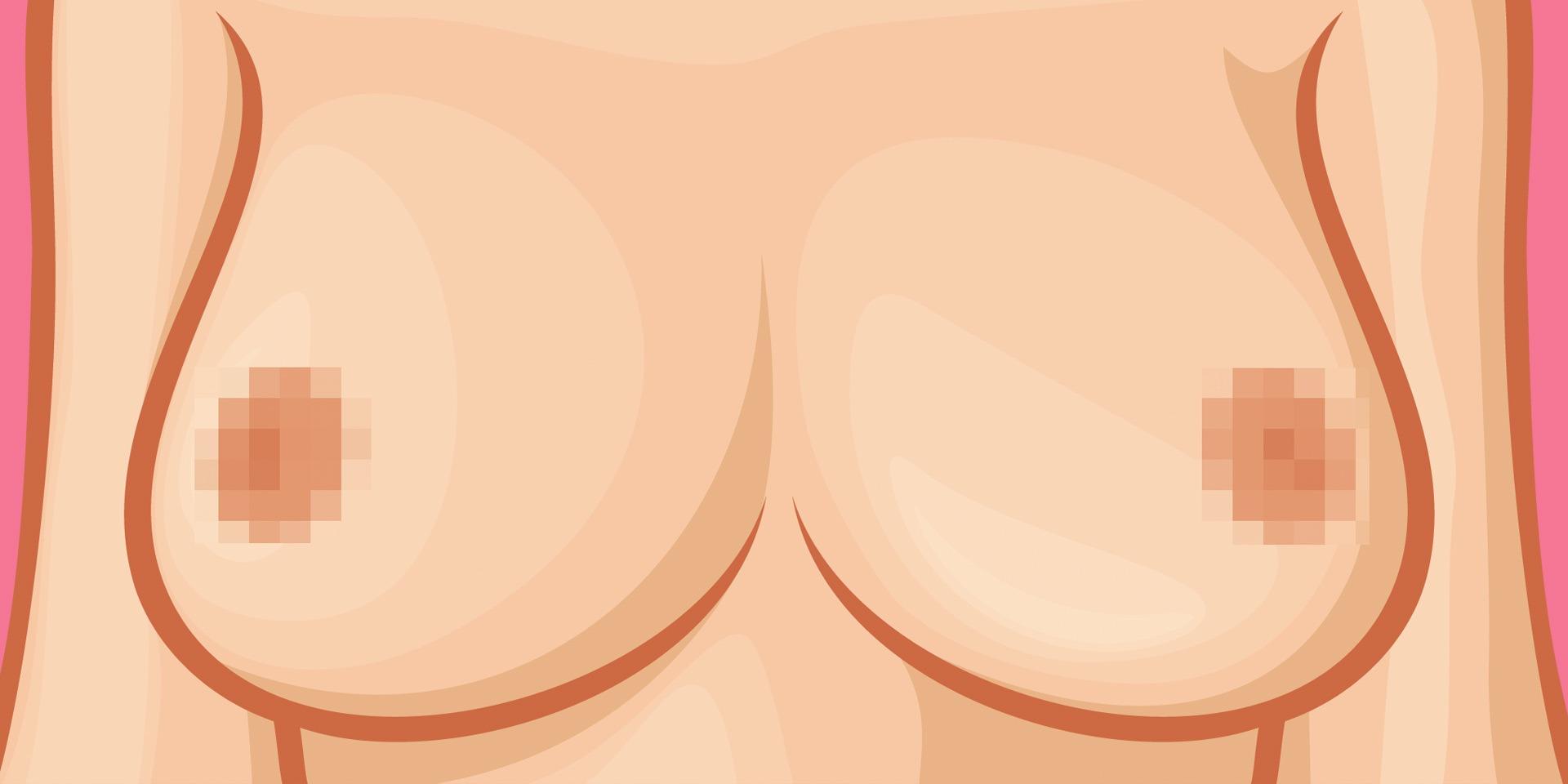 10 фактов о женской груди