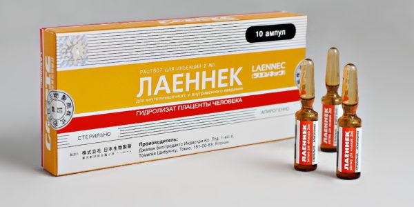 Препарат Laennec (Лаеннек)