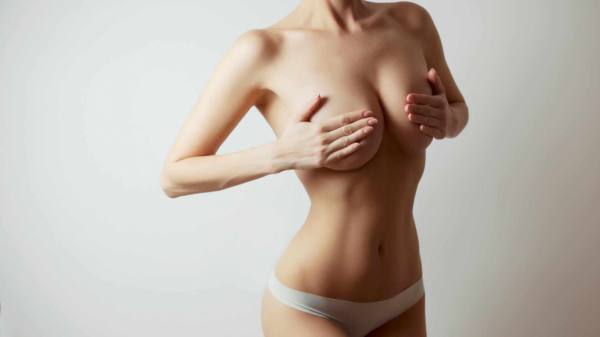 Возвращение формы груди мезонитями